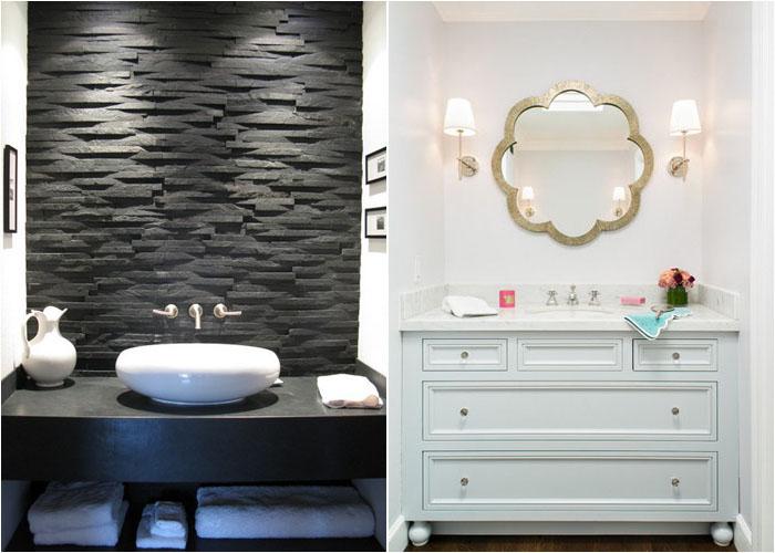 Інтер'єр туалетної кімнати від Candent Design і Jute Interior Design