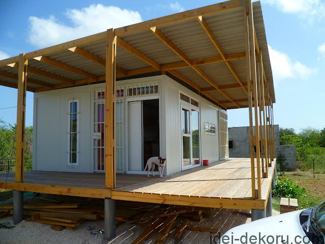 Criens, Trimo - Bonaire, Caribbean - Shipping Container Home  (4)