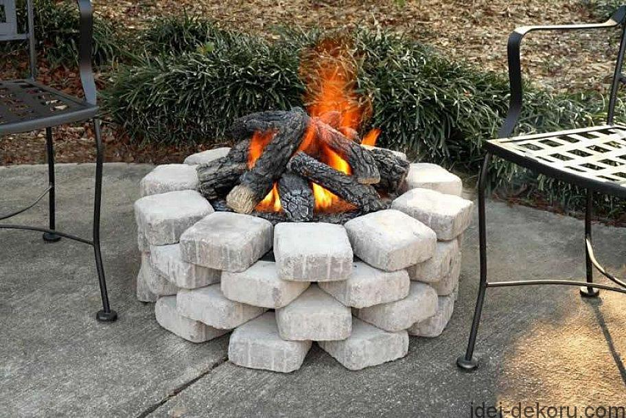 portable-outdoor-fire-pit-material