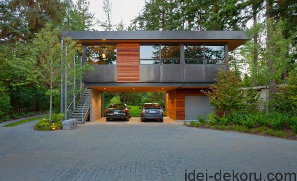proekty-domov-s-garazhom-v-vide-navesa