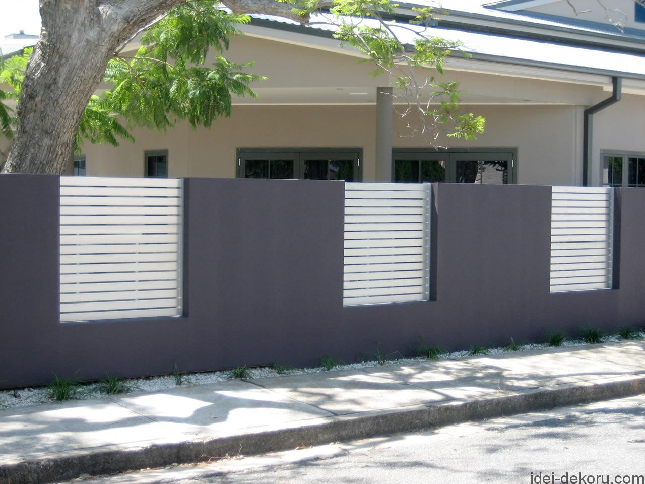 Building-contractor-fence-design-picture-gallery
