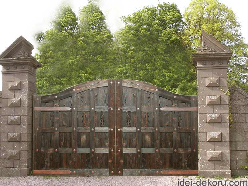 gate-solid-wood-2289gg