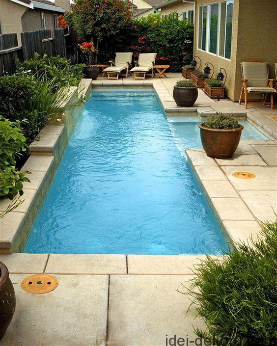 ванна басейн фото