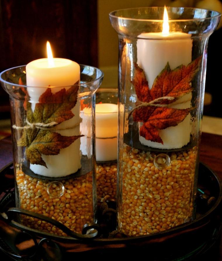 centros-de-mesa-originales-ideas-maiz-velas