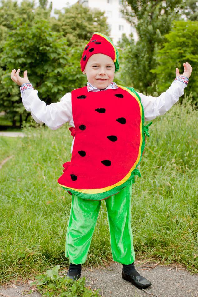 Костюм из фруктов для ребенка своими руками 43