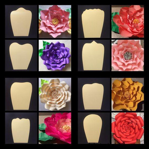 Паперові квіти(14 майстер-класів)