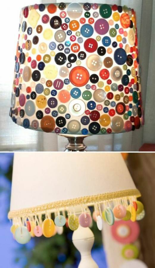 creative-diy-craft-decorating-ideas-using-colorful-buttons-30