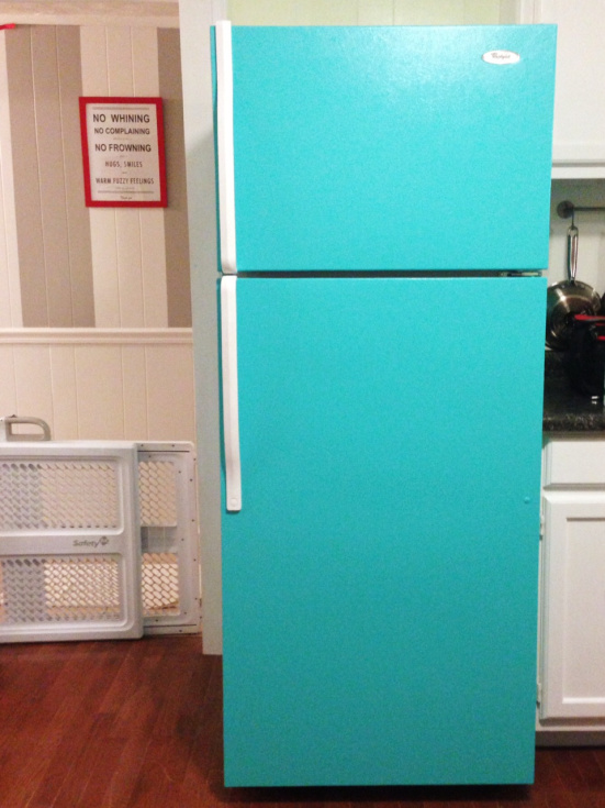 painted-fridge