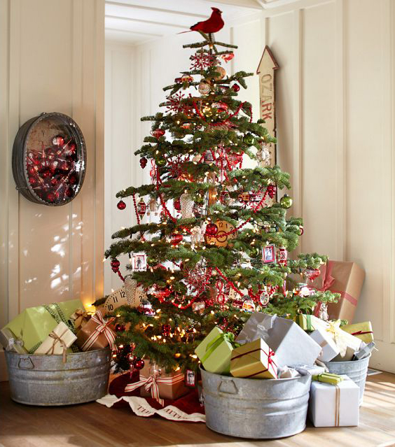 top-15-rustic-christmas-tree-designs-cheap-easy-party-interior-decor-project-8