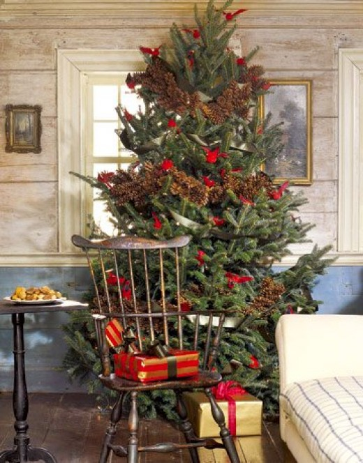top-15-rustic-christmas-tree-designs-cheap-easy-party-interior-decor-project-9
