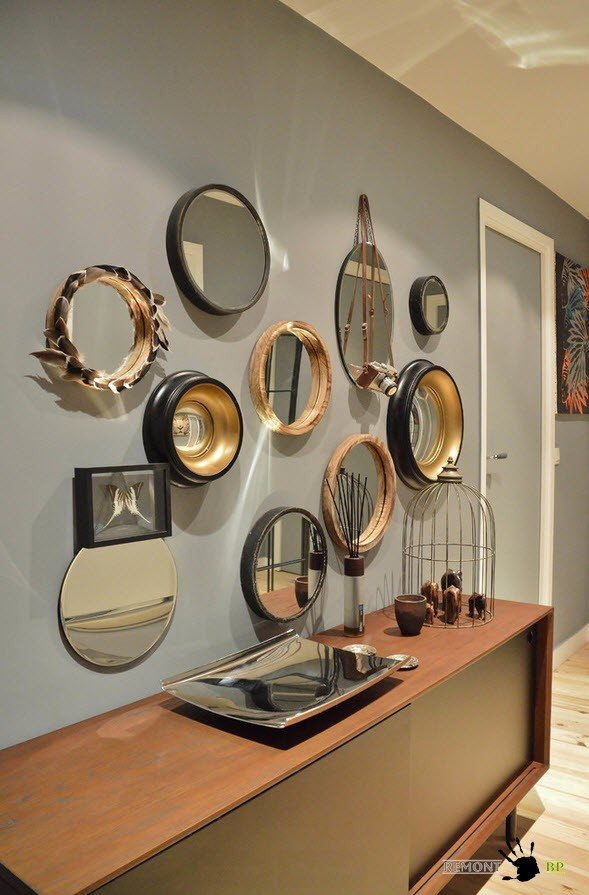55 for Decoration miroir mur