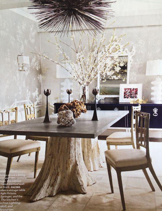 Меблі з необробленого дерева 25 ідей Ідеї декору