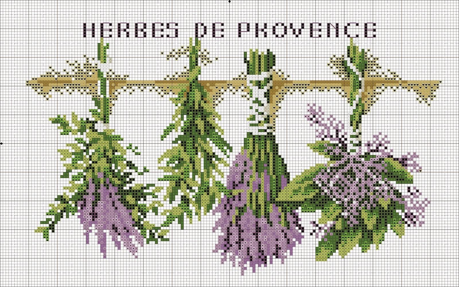 Vervaco 76.018 Herbes De Provence1
