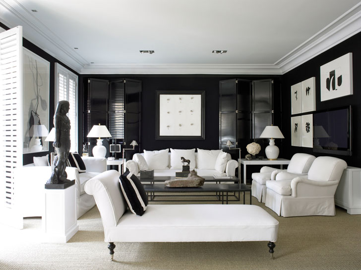 black-and-white-interior-ideas-pufikhomes-1