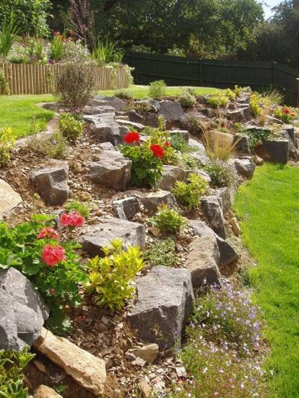 vertical-garden-rockery-beds
