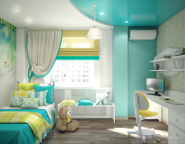 Штори для дитячої кімнати 37 фото Ідеї декору