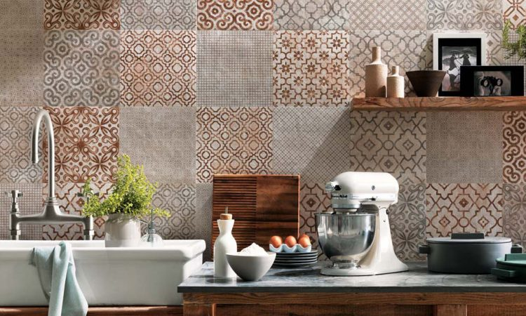 Tiled-kitchen-walls-ideas-and-trendy-colors-750x450