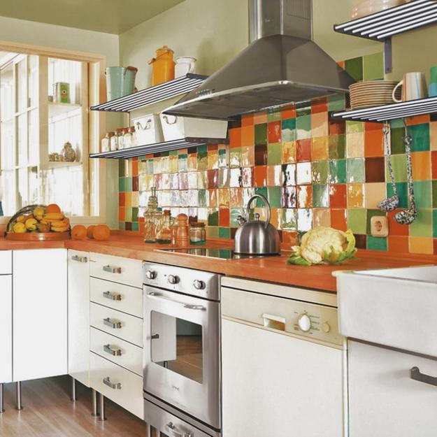 colorful-wall-tiles-kitchen-backsplash-design-idea-1