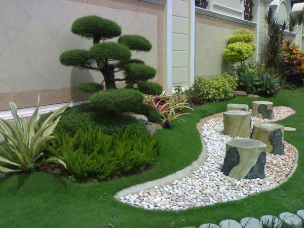 gartengestaltung-ideen-bilder-gartengestaltung-modern-moderner-steingarten