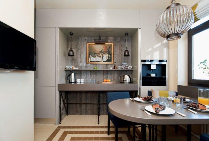Маленькая-кухня-в-стиле-Арт-деко-2