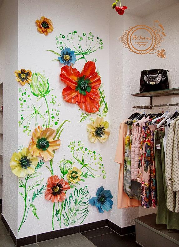 декор-для-магазина-одежды-кемерово-цветы-панно-стена-дизайн-гигантские-цветы-маки-www.flofra.ru58