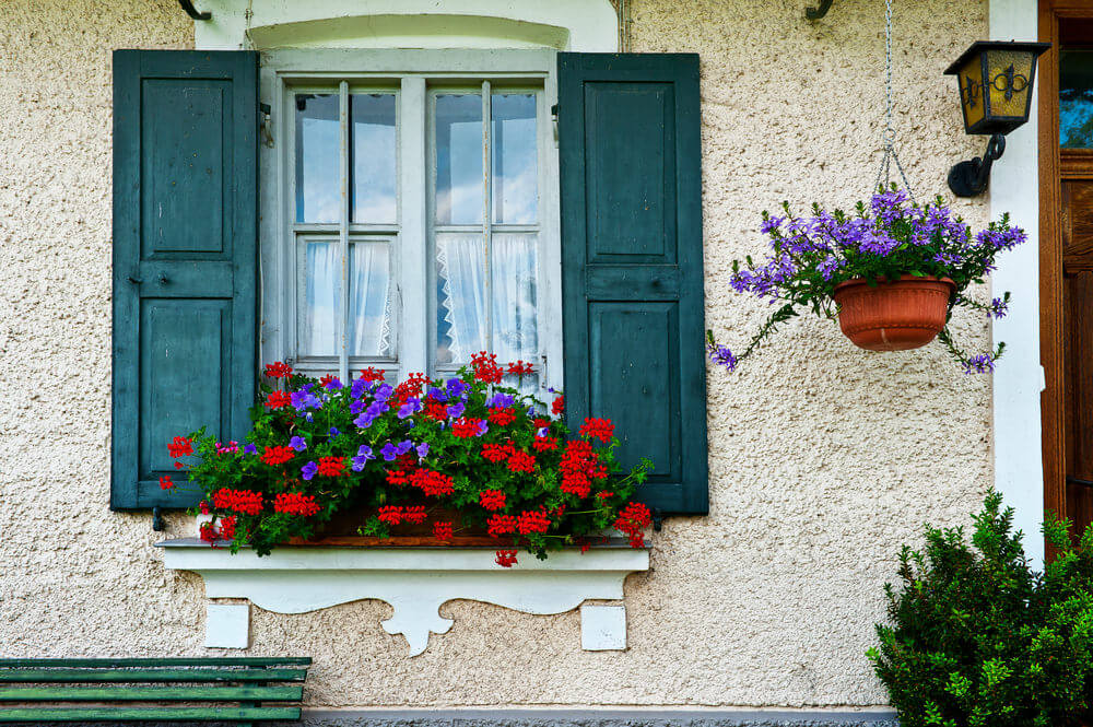 13window-flower-box