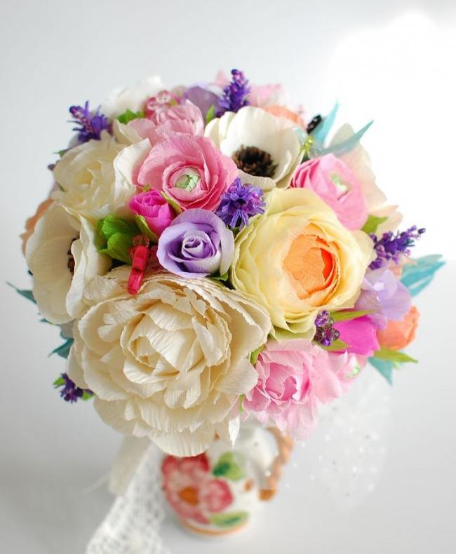 Букет цветов в вазе - allWomens