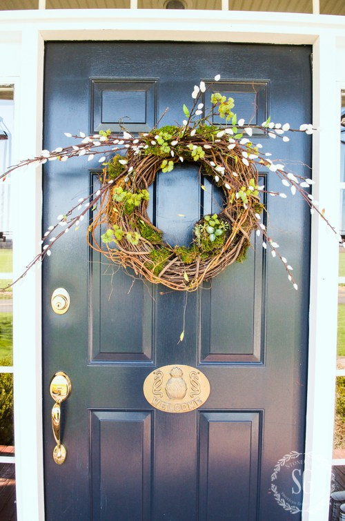 SPRING-PUSSY-WILLOW-WREATH-front-door-stonegableblog-3