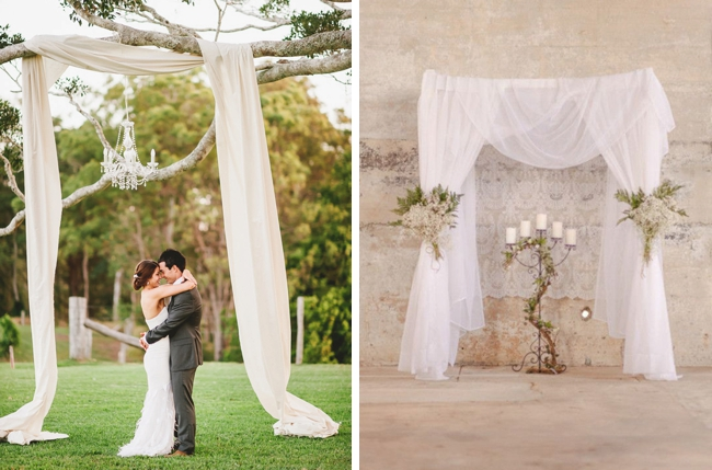 007-Romantic-Draped-Ceremony-Arches-on-SouthBoundBride