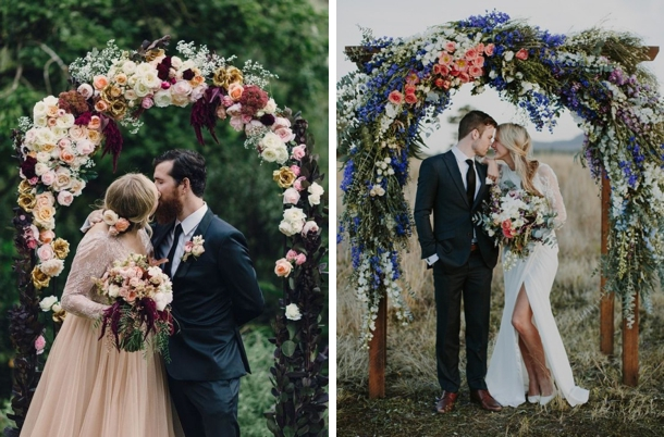 007-southboundbride-floral-wedding-ceremony-arches