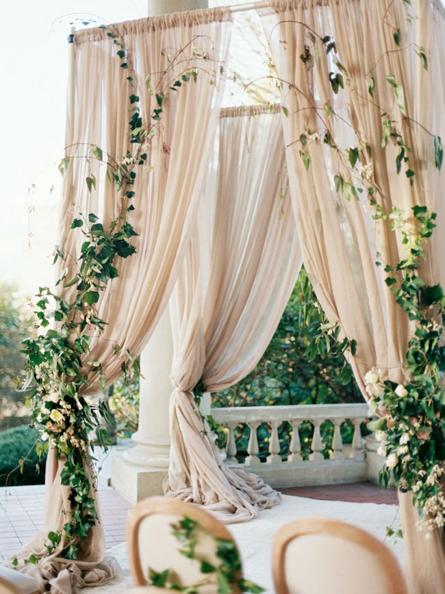 008-Romantic-Draped-Ceremony-Arches-on-SouthBoundBride