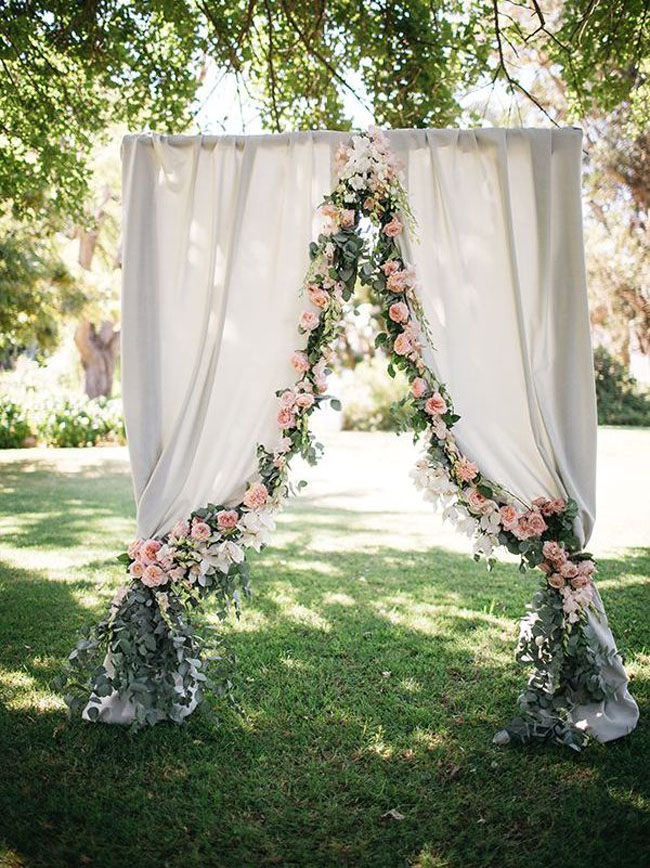 012-Romantic-Draped-Ceremony-Arches-on-SouthBoundBride