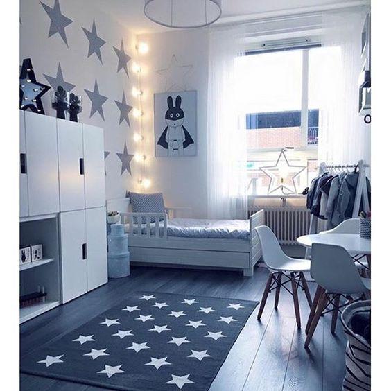 Дитяча кімната в скандинавському стилі(30 фото)