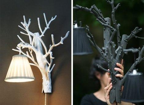 Дерево интерьерное своими руками 47