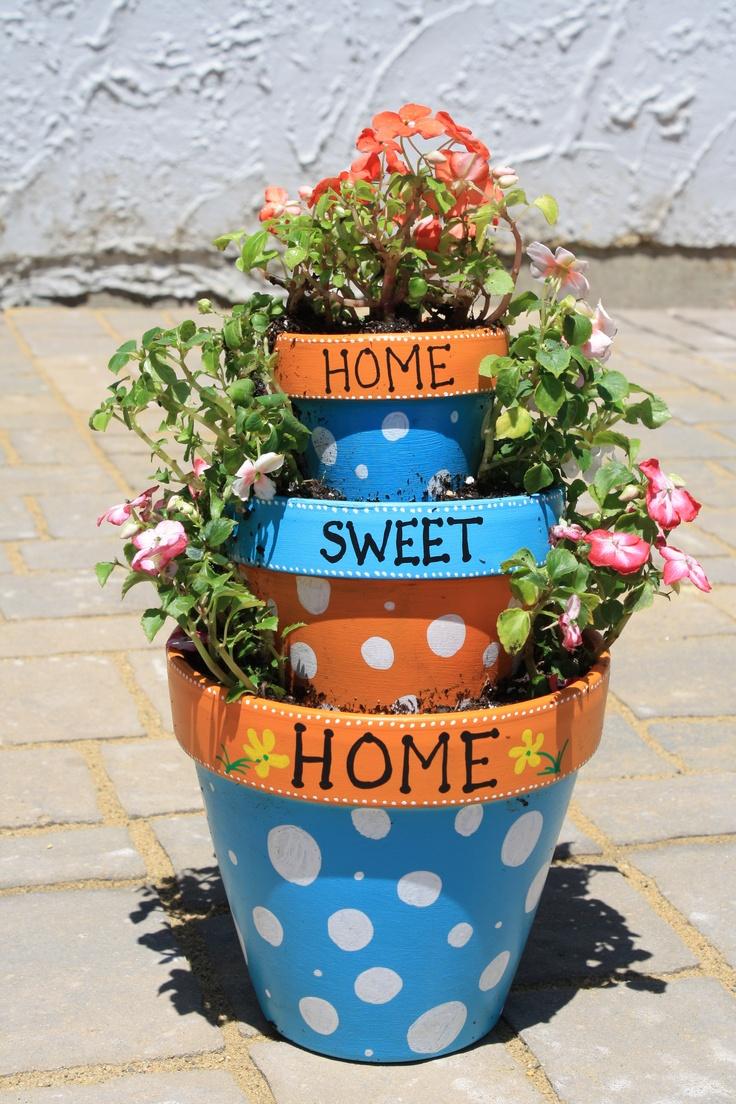 229bc0ea12f43b7f15974c372a690a58--clay-pot-crafts-flower-pot-crafts