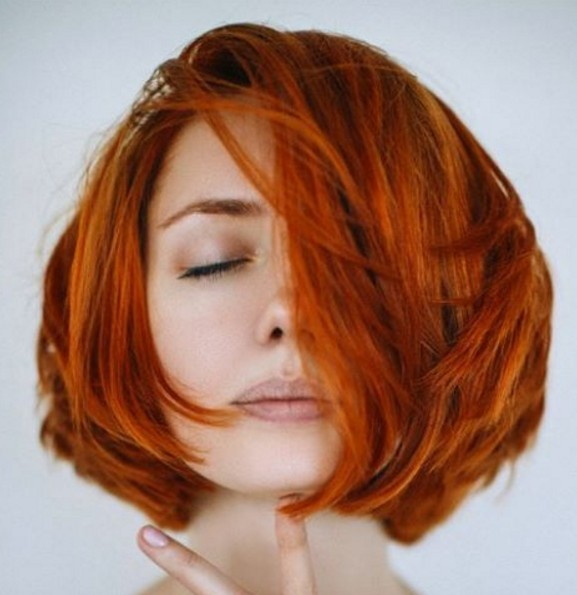 A-line-Bob-Haircut-Short-Hairstyles-for-Thick-Hair