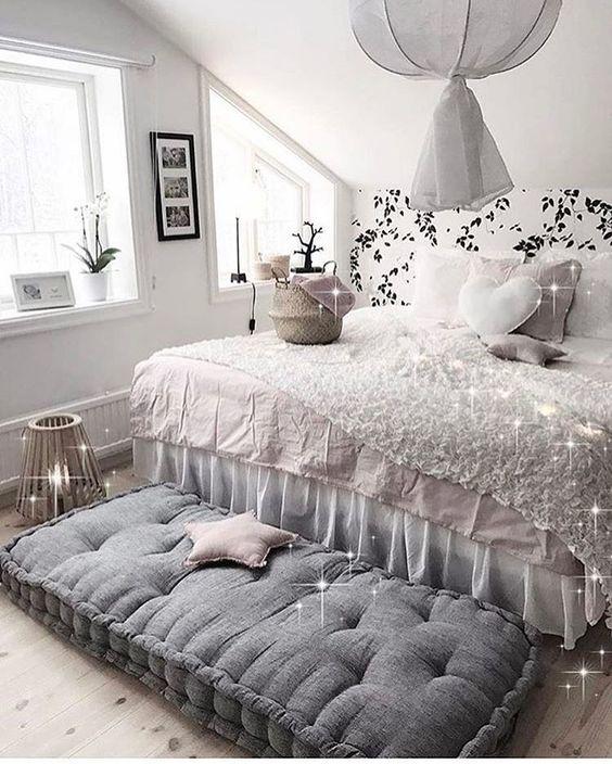 50 відтінків сірого ідеї дизайну спальні Ідеї декору