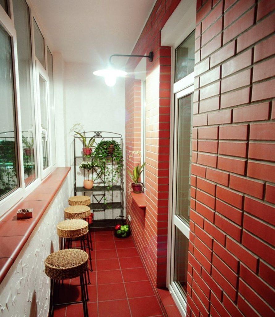 Отделка балкона пластиковые окна veka.