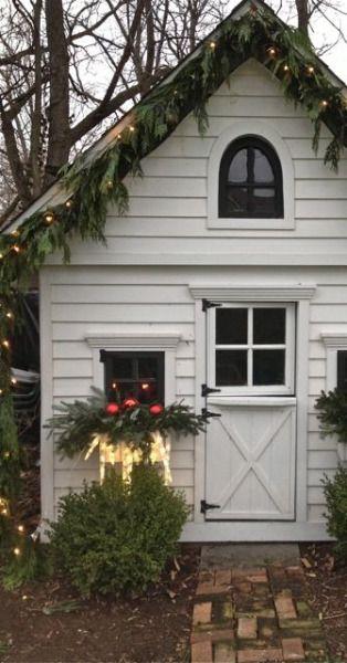 Вуличний декор до Новорічних свят 30 фото ідей Ідеї декору