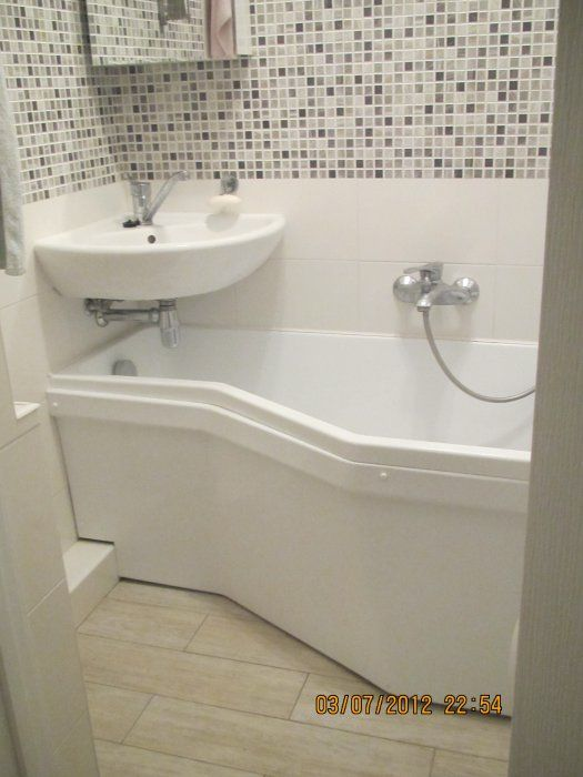 20 for Bathroom remodel 8x5