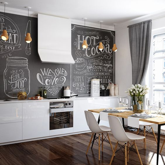 Стильні кухні  32 свіжі дизайнерські ідеї  c1feb5e655a60