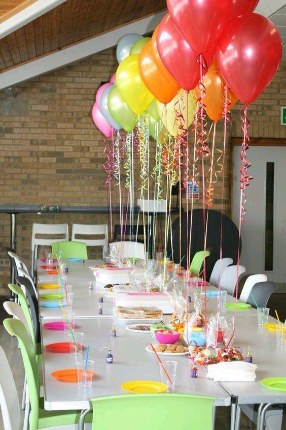 Бюджетний декор дитячого свята повітряними кульками: 27 ідей